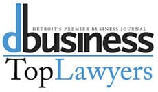 Detroit's Premier Business Journal | dbusiness Top Lawyers